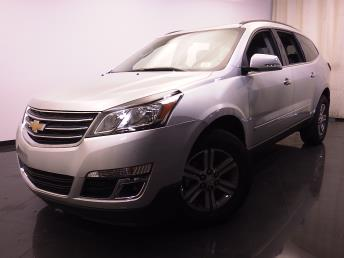 2017 Chevrolet Traverse LT - 1420027673