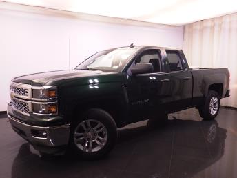 2014 Chevrolet Silverado 1500 Double Cab LT 6.5 ft - 1420027792