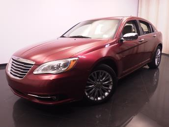 Used 2011 Chrysler 200