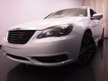 2013 Chrysler 200 Limited - 1420027889