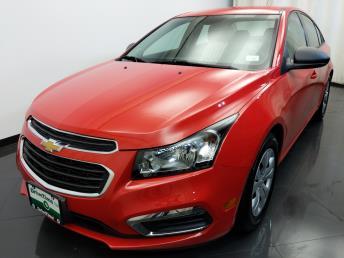 2015 Chevrolet Cruze LS - 1420027976