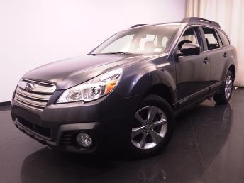 2014 Subaru Outback 2.5i - 1420028050