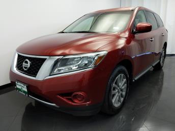 2013 Nissan Pathfinder Platinum - 1420028064