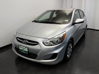 2016 Hyundai Accent SE - 1420028201
