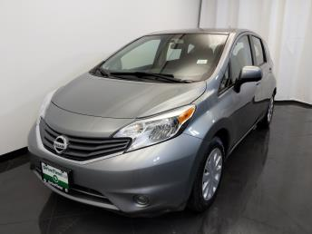 2014 Nissan Versa Note S Plus - 1420028309