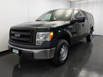 2014 Ford F-150 Super Cab XL 6.5 ft - 1420028321