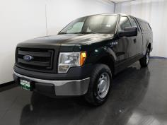 2014 Ford F-150 Super Cab STX 6.5 ft