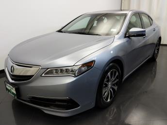 2015 Acura TLX 2.4 - 1420028327