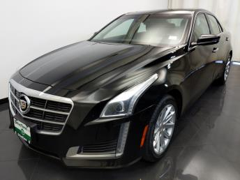 2014 Cadillac CTS 2.0 Luxury Collection - 1420028328