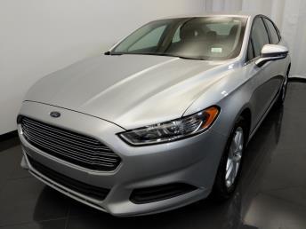 2016 Ford Fusion SE - 1420028348