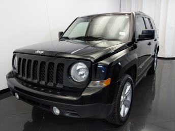 2016 Jeep Patriot Latitude - 1420028352