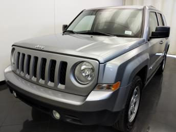 2017 Jeep Patriot Sport - 1420028353