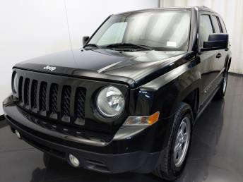 2017 Jeep Patriot Sport - 1420028354