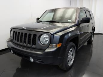 2016 Jeep Patriot Sport - 1420028357