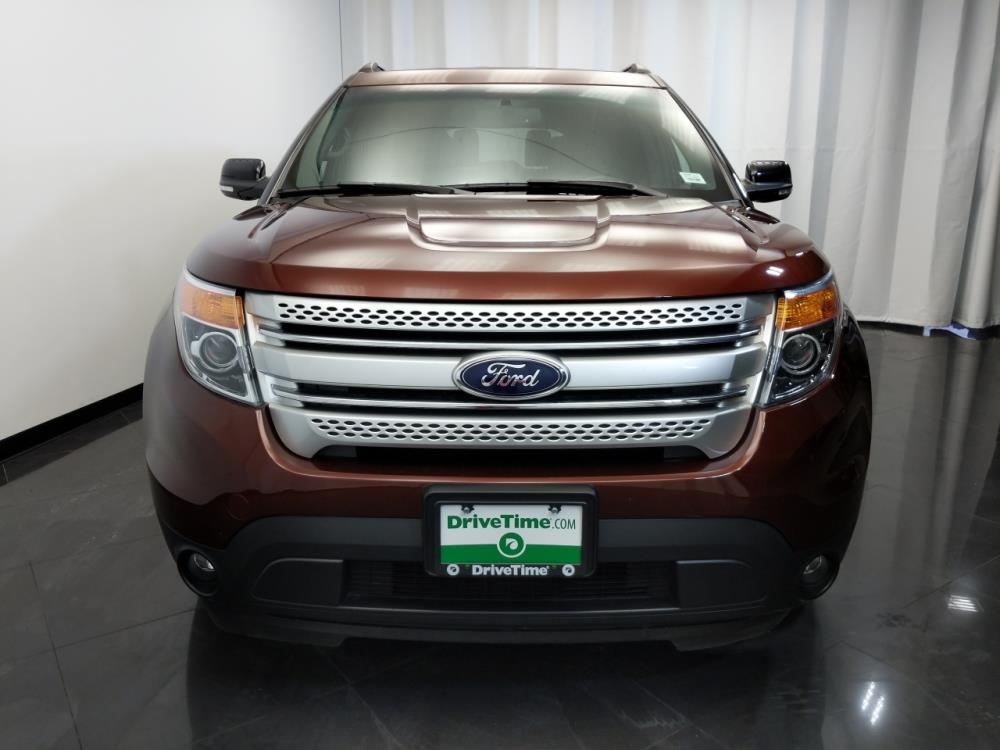 2015 ford explorer xlt for sale in cincinnati 1420028377 drivetime. Black Bedroom Furniture Sets. Home Design Ideas
