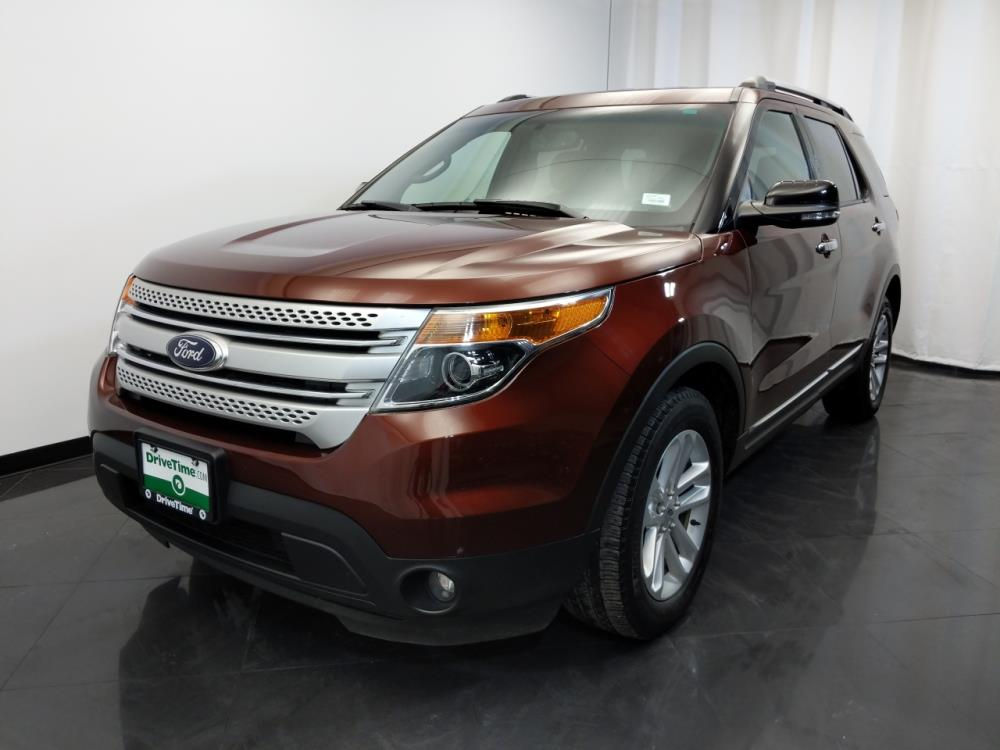 2015 ford explorer xlt for sale in dayton 1420028377 drivetime. Black Bedroom Furniture Sets. Home Design Ideas