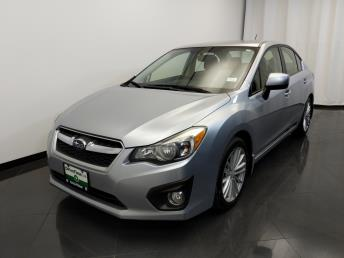 2012 Subaru Impreza 2.0i Limited - 1420028388