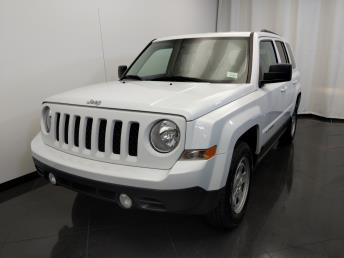 2016 Jeep Patriot Sport - 1420028457