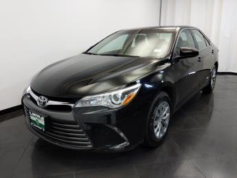 2016 Toyota Camry LE - 1420028471