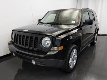 2016 Jeep Patriot Latitude - 1420028556