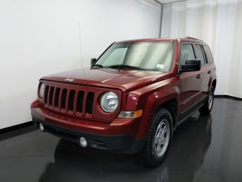 2016 Jeep Patriot Sport - 1420028557