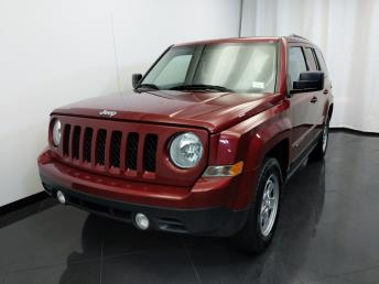 2016 Jeep Patriot Sport - 1420028559