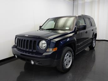 2016 Jeep Patriot Sport - 1420028560