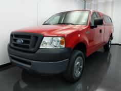 2008 Ford F-150 Regular Cab XL 8 ft