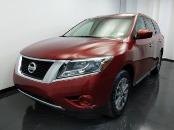 2013 Nissan Pathfinder S - 1420028607