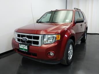 2012 Ford Escape XLT - 1420028615