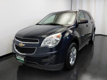 2015 Chevrolet Equinox LS - 1420028619