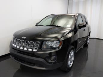 2017 Jeep Compass Latitude - 1420028636