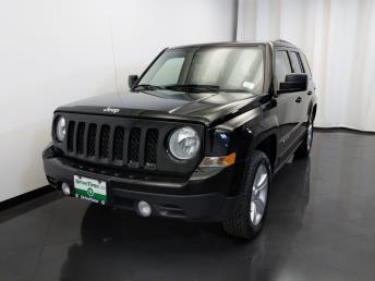 2016 Jeep Patriot Latitude - 1420028643
