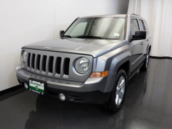 2016 Jeep Patriot Latitude - 1420028646