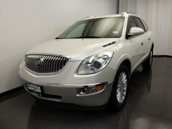 2012 Buick Enclave Leather - 1420028659