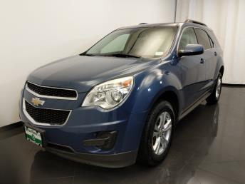 2011 Chevrolet Equinox LT - 1420028677