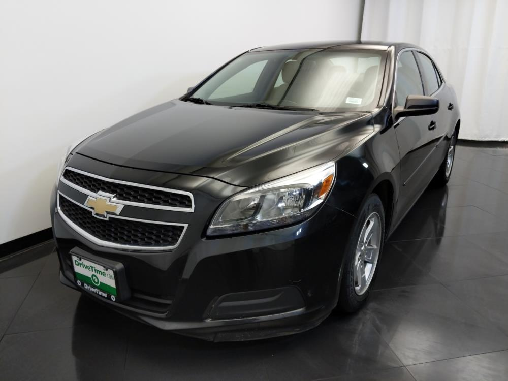 2013 Chevrolet Malibu Ls For Sale In Columbus 1420028701