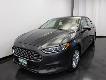 2015 Ford Fusion SE - 1420028711