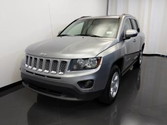 2016 Jeep Compass Latitude - 1420028756