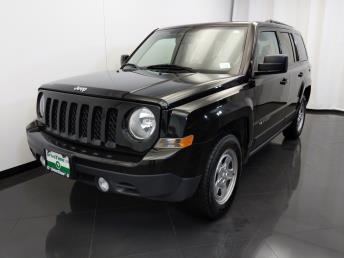 2016 Jeep Patriot Sport - 1420028761