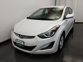 2015 Hyundai Elantra SE - 1420028811