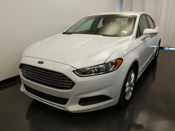 2016 Ford Fusion SE - 1420028841