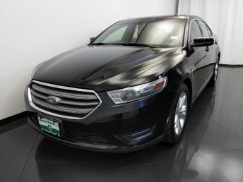 2013 Ford Taurus SEL - 1420028859