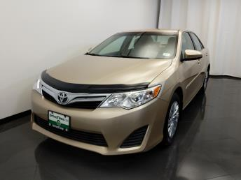 2012 Toyota Camry L - 1420028893