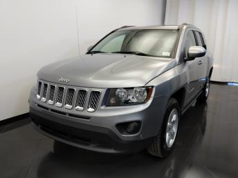 2016 Jeep Compass Latitude - 1420028910