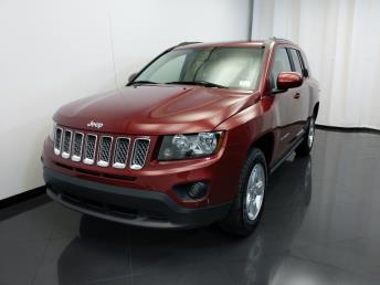 2016 Jeep Compass Latitude - 1420028912