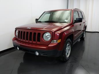 2016 Jeep Patriot Sport - 1420028916