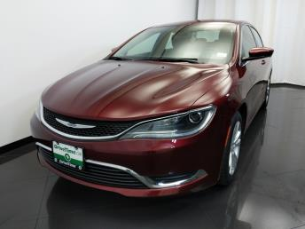 2015 Chrysler 200 Limited - 1420028948
