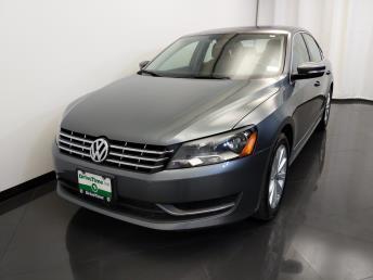 2013 Volkswagen Passat 2.5L SEL - 1420028965