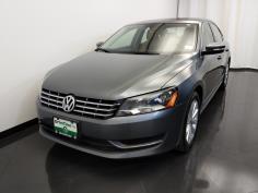 2013 Volkswagen Passat 2.5L SEL